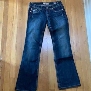 MEK bootcut jeans